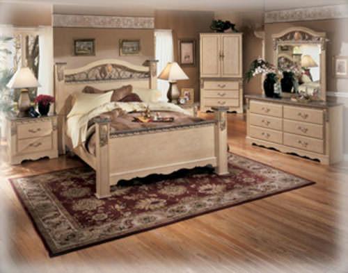 Sanibel B290 Queen Bedroom Set Signature Design by Ashley Furniture