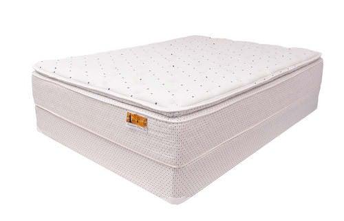 canberra pillowtop mattress by corsicana