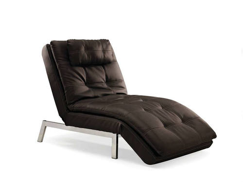 serta bonded leather convertible sofa custom sectional miami valencia chaise java by / lifestyle