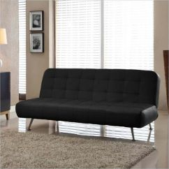 Mckinley Leather Sofa Costco Tommy Bahama Craigslist Lifestyle Solutions Futons