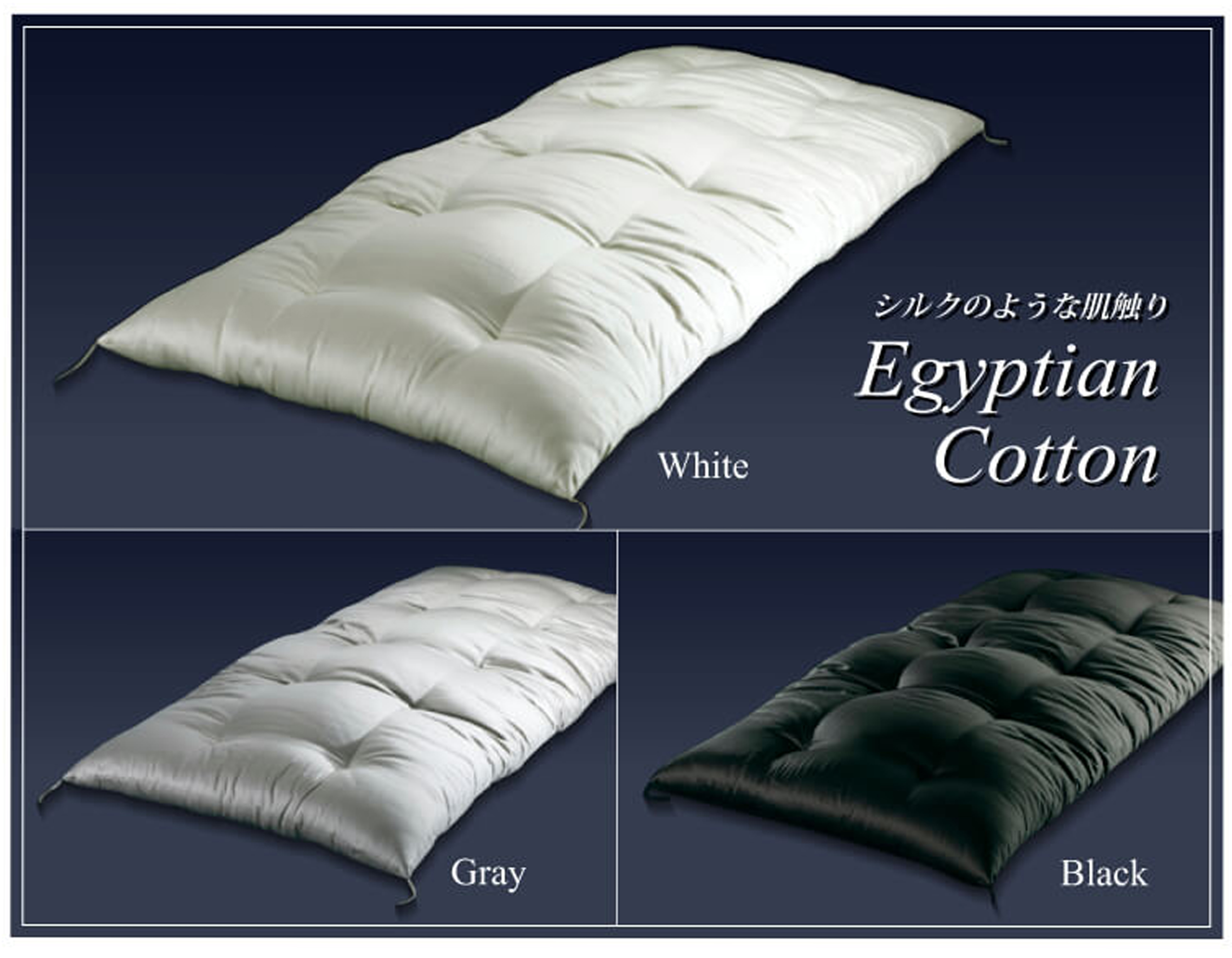 Artisan handmade Using natural cotton Egyptian cotton