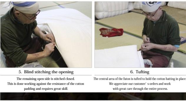 japanease futon