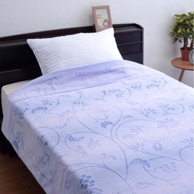 Japanese summer towel blanket