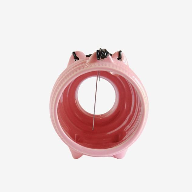 japanese Mini Mosquito Pig kayari pig pink