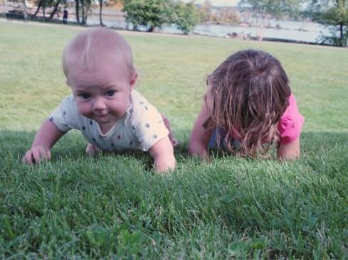 crawlin cousin races.