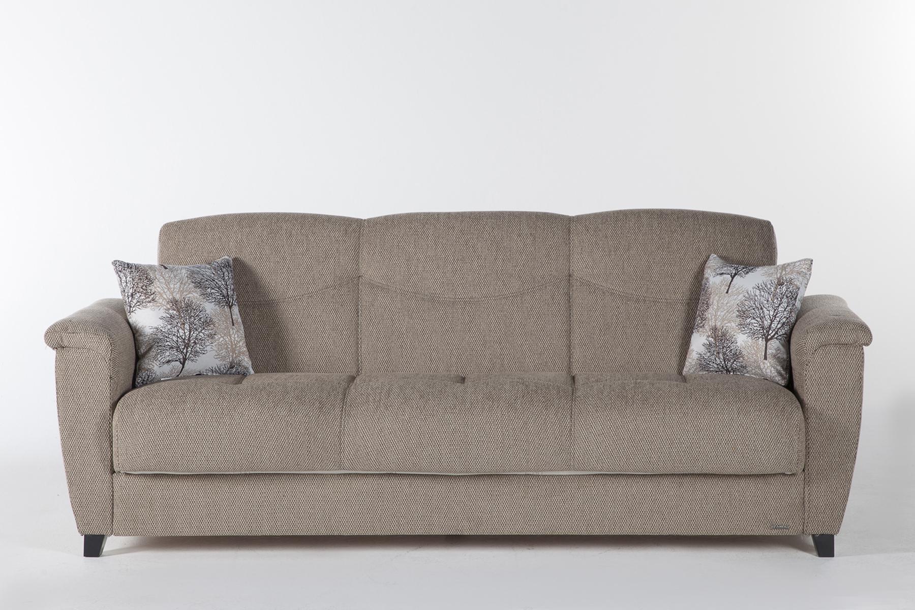 Aspen Sofa Sleeper – Forest Brown (Copy)