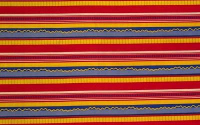 Adventure Stripe Futon Cover