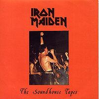 The Soundhouse Tapes, o primeiro compacto:  Iron Maiden/Invasion, Prowler