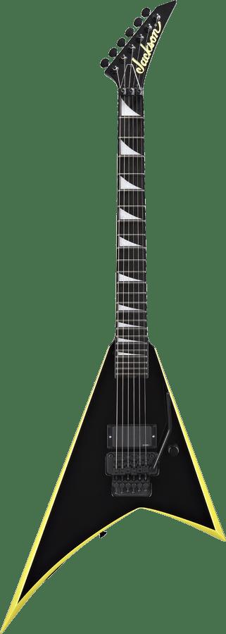 Guitarra da Jackson, modelo Randy Rhoads