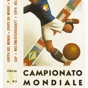 Poster da Copa do Mundo de 1934