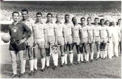 Verdão foi Brasil em 65. Foto: A.I. do Palmeiras