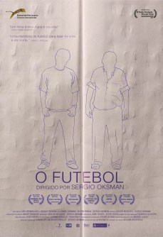 """""""O Futebol"""", de Sergio Oksman, passa em 9 de dezembro, 22h. Canal Brasil."""