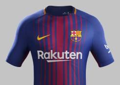 Rakuten é o novo patrocinador de camisa