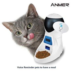 ANMER A25 Futterautomat Test