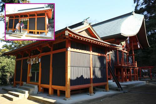 古船浅間神社