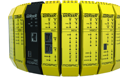 REER SAFETY CONTROLLERS