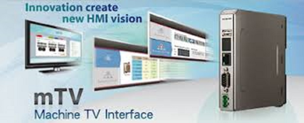 Machine TV interface -large