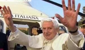 Papa addio