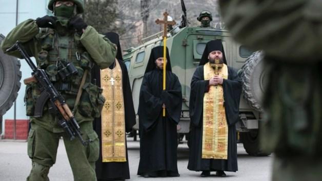 militari russi in ucraina