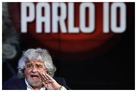 GRILLO PARLO IO
