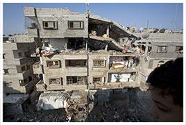 BOMBE IN PALESTINA