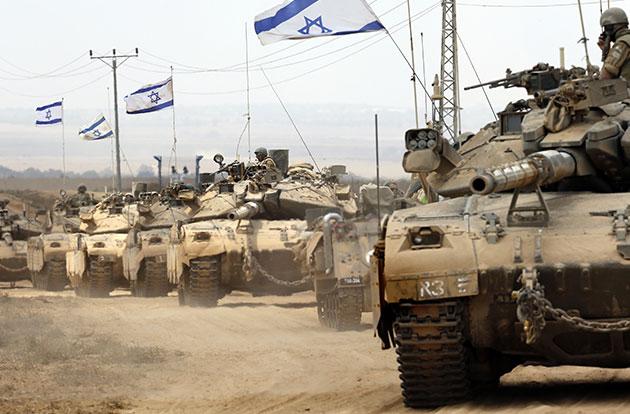 israele carri armati 2