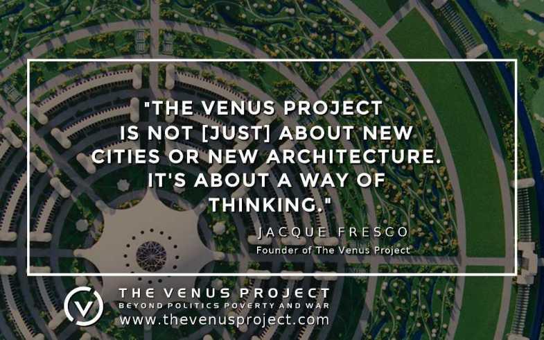 Projecto Vénus: Um nova forma de pensar