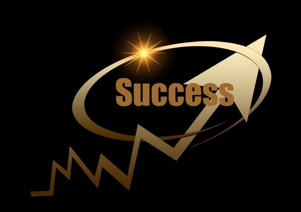 success, profit, successful