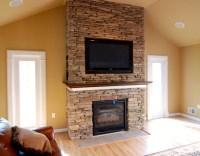 TV Over Fireplace | futurehometech
