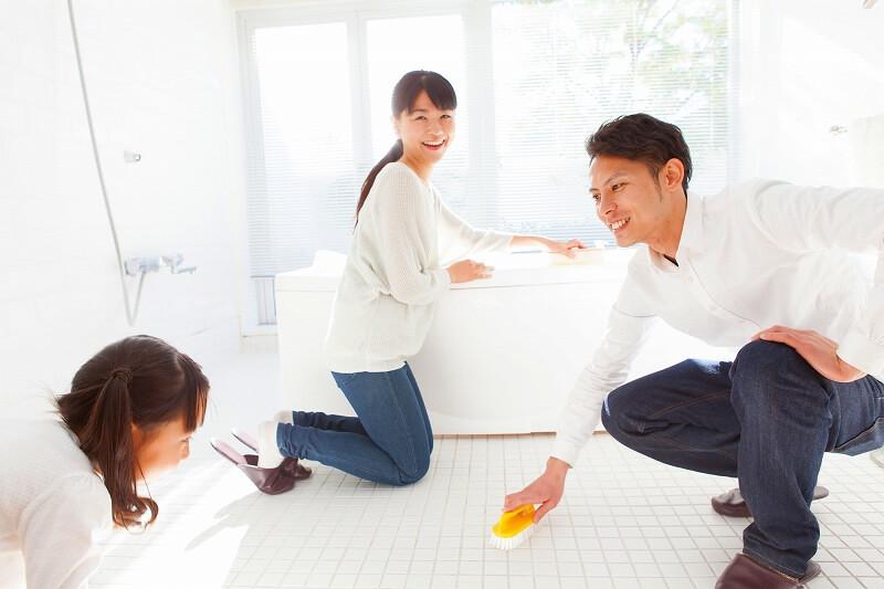 本当に役立つ「お風呂掃除」裏ワザ集 黒カビ・ぬめりも徹底駆除
