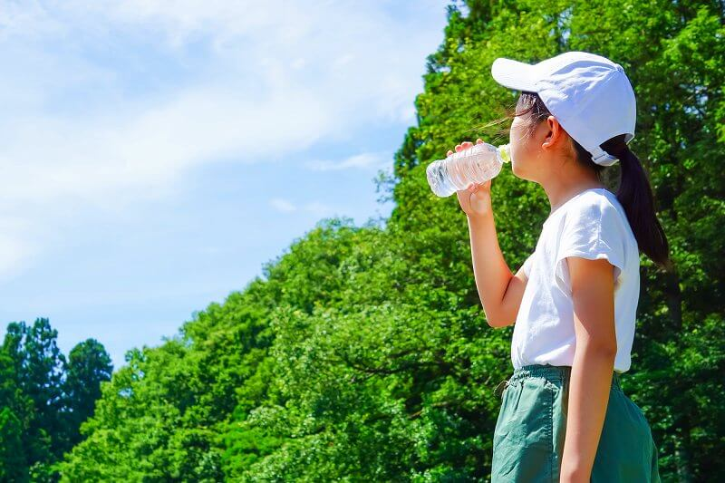 新型コロナ対策で子供の熱中症に注意も! 運動時の対処法を紹介001