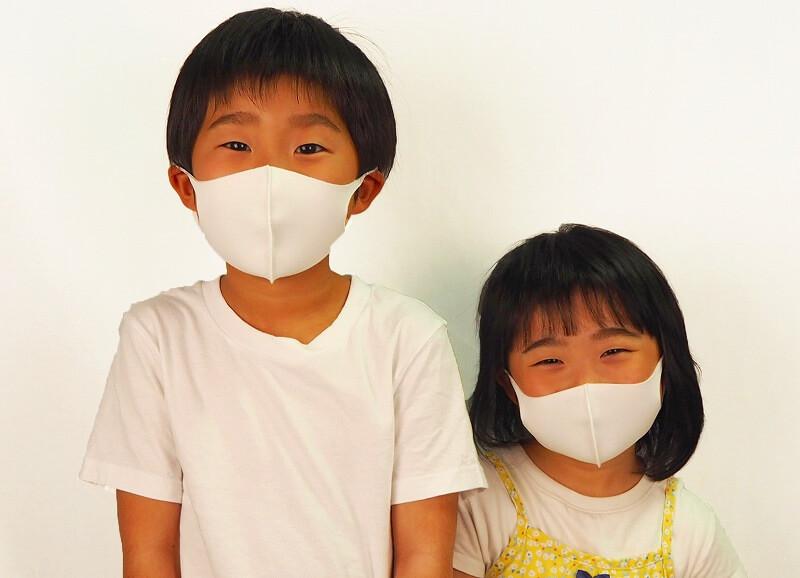 洗って使える「子供用マスク」発売! 快適性にもこだわり!001