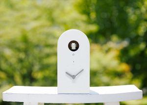 スマホで鳴らす 鳩時計 OQTA