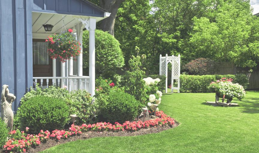 Improve your jacksonville yard header