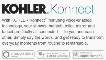 Kohler Konnect