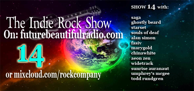 the indie rock show 14