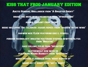 kiss that frog 9