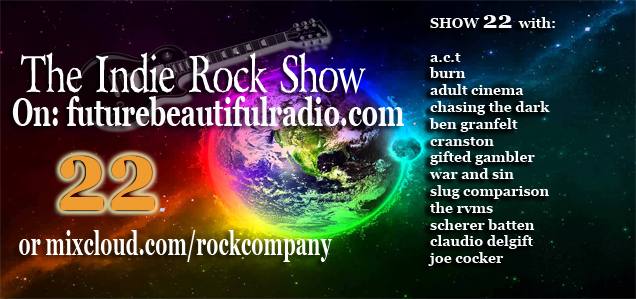the indie rock show 22