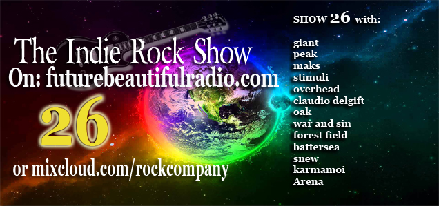 the indie rock show 26