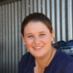 Kiri Broad, FutureBeef Extension Officer, Department of Agriculture and Fisheries, Longreach, Queensland