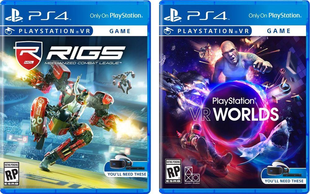 Jogos PlayStation VR