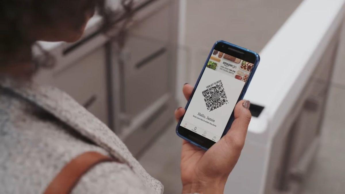 Amazon Go App