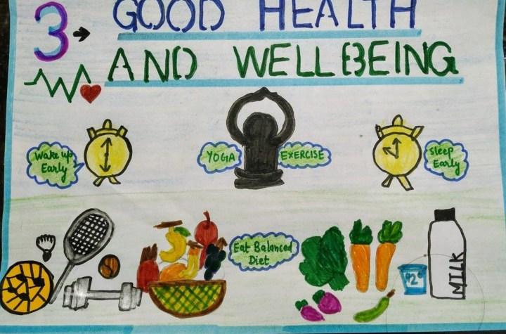 Good health is wealth