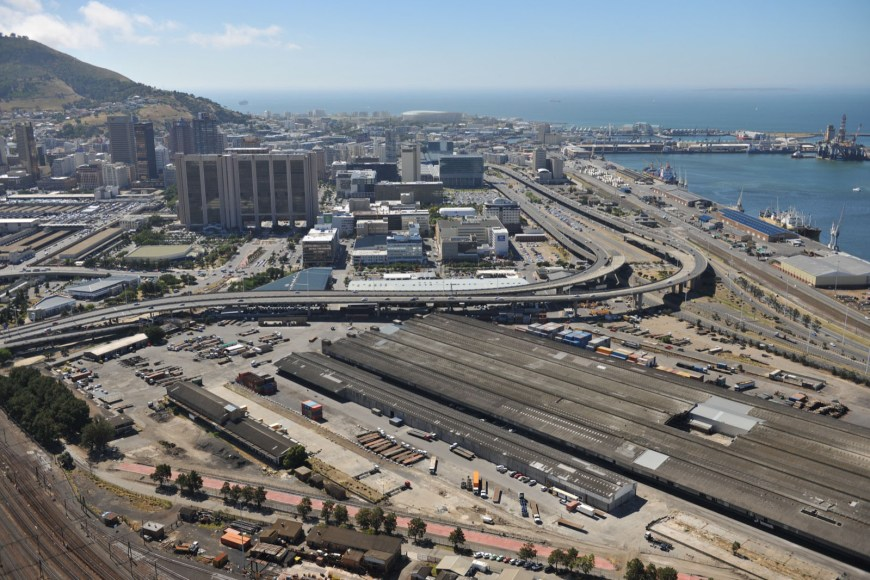 Foreshore Free Ways Cape Town
