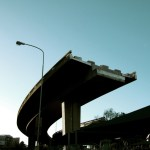 Incomplete Freeway Foreshore
