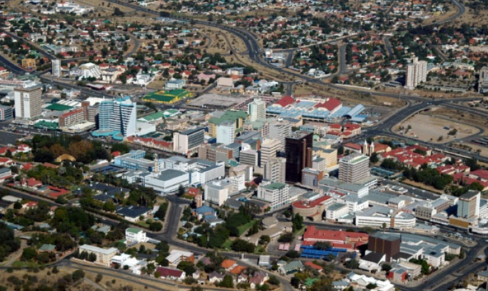 A futuristic transport plan for Namibia's capital aims to create a comprehensive, people-centred transportation system. Souce: Brian McMorrow via Wikimedia Commons.