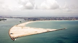 Eko Atlantic, Nigeria Image from www.ekoatlantic.com