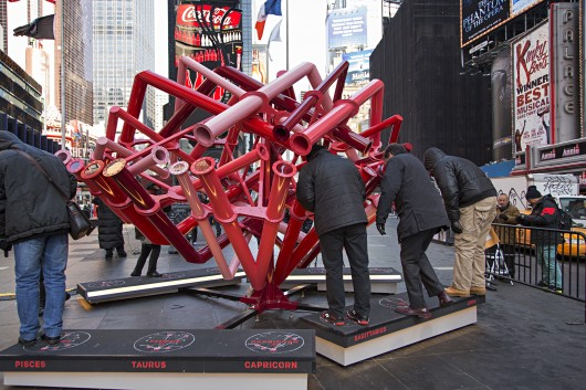 Ka-Man Tse for Times Square Arts