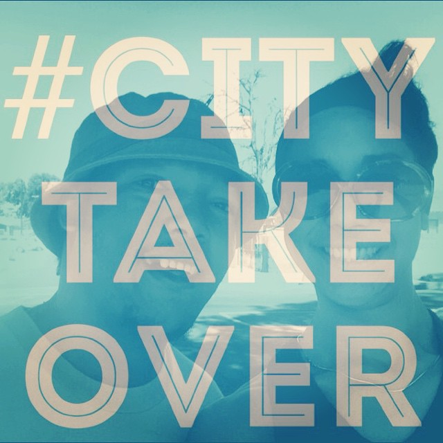 City Take Over 2014