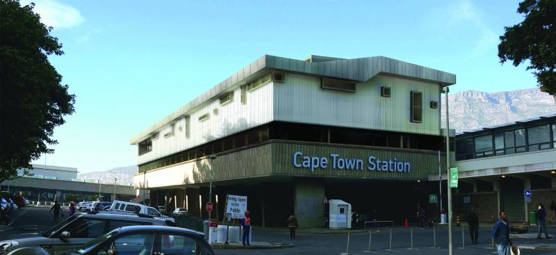 Cape Town Station Drivers Mess 01